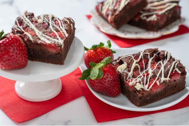 Dark Chocolate Mini Bundt Cake